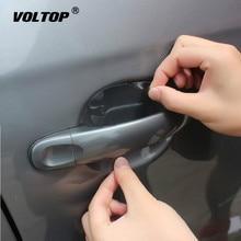 4 шт./лот Защитная пленка для ручки наклейка для автомобиля внешняя прозрачная наклейка автомобильные аксессуары автомобильный Стайлинг