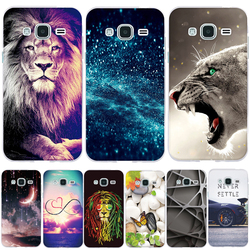 Coque souple TPU pour Samsung J3 Coque Silicone pour Samsung J3 2016 Coque de peinture Fundas pour Samsung Galaxy J3 2015