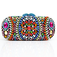 Frauen Handtasche Abendtasche Kristall Geldbörse 2016 Neuen Stil Parteibeutel Hochzeit Handtasche 88248