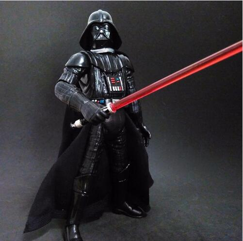 1pcs Star Wars Darth Vader Revenge Of The Sith Auction 3.75 FIGURE Child Boy Toy Collection Xmas hot sale sw darth vader cry of shadows