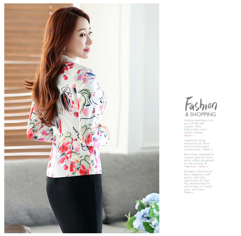 Ladies Blazer Fashion  (15)