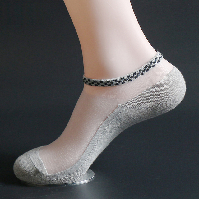 Teen ankle sock