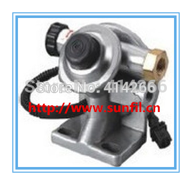 Подробнее о Diesel engine R90-mer-01 R60 R120 heater fuel water separator filter cover pump head,FREE SHIPPING mann pl270 fuelwater separator filter diesel engine fs19907 1433649 solaris daf man truck head pump free shipping
