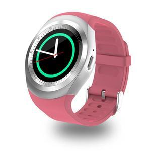 Image 5 - 696บลูทูธY1นาฬิกาสมาร์ทนาฬิกาRelogio Android SmartWatchโทรศัพท์GSM Simระยะไกลกล้องเด็กนาฬิกาอัจฉริยะกีฬาPedometer