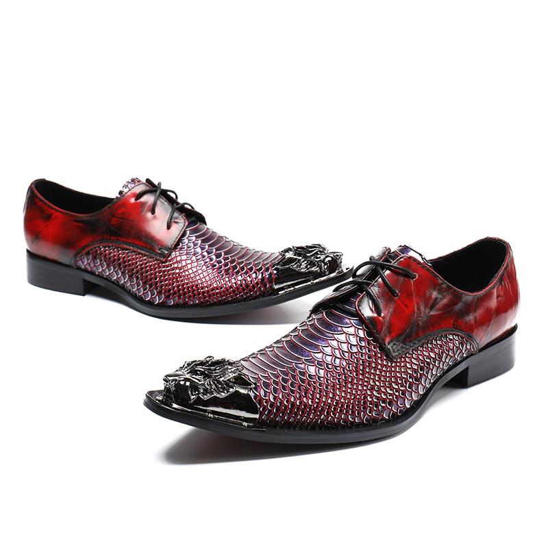 Vermelho Homens Wine Homem Vestido Vinho Lace Toe Up Hombre Casamento Sapatos Vintage Apontou Metal Zapatillas Red Do De Projeto Oxford Formal pwxrBOpHq