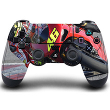 Classic PS4 Skin Lionel Messi Protective PS4 Sticker For Sony Play Station 4 Wireless Controller Skin PS4 Accessory