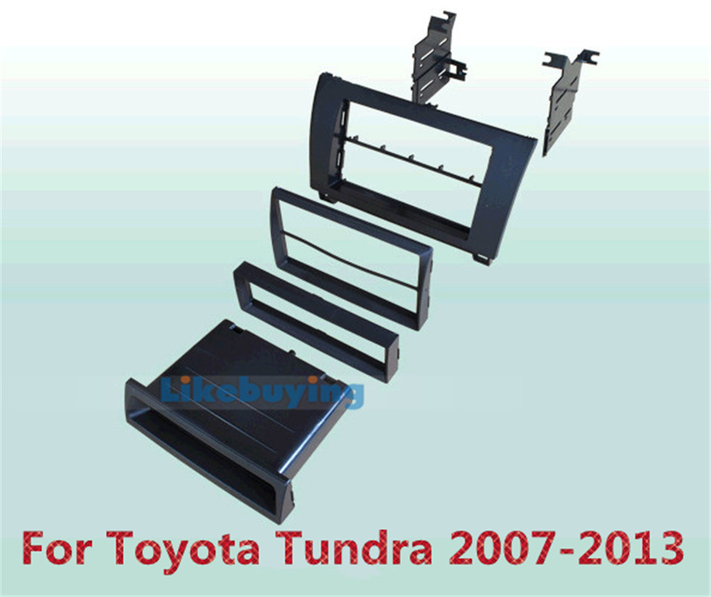 American International Toyk993 2007 2012 Toyota Yaris Installation Kit on toyota radio surround panel