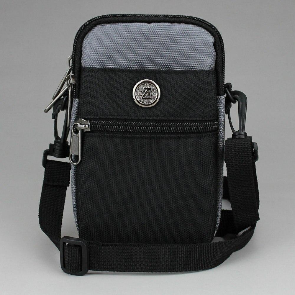 bilder für Mehrzweck Mini Crossbody Tasche Handy-tasche Brieftasche Geldbörse Fall mit Schultergurt/Gürtelschlaufe für Telefon 7 plus unter 6,3 zoll