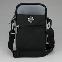 Multipurpose Mini Crossbody Pouch Cell Phone Bag Wallet Case Purse With Shoulder Strap Belt Loop For