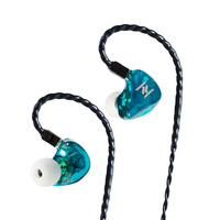 Yinyoo ASH 1BA+1DD In Ear Earphone HIFI Bass Earphone DJ Metal Earphone Headset With 2PIN Detachable Cable