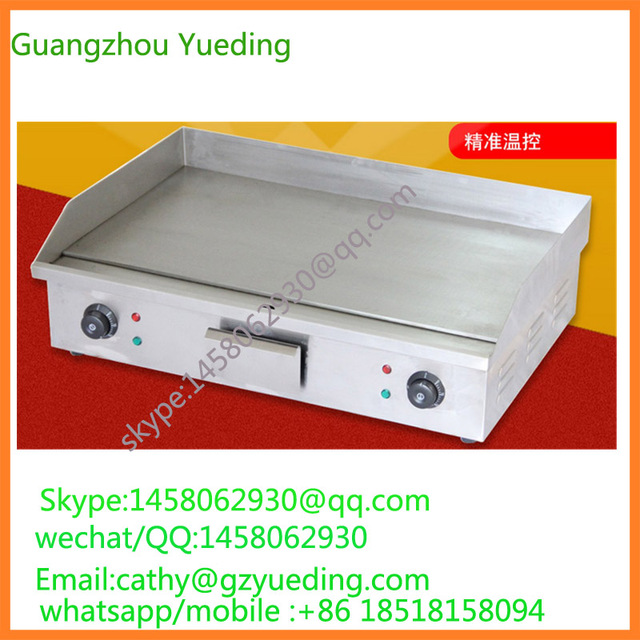 New Style electric Griddle for Sale,Commercial Kitchen Equipment ...