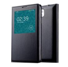 цена на Note3 Original Chip Smart Case for Samsung Galaxy Note 3 Flip Leather Cover Samsung Note III N9000 N9005 Window View Atuo Sleep
