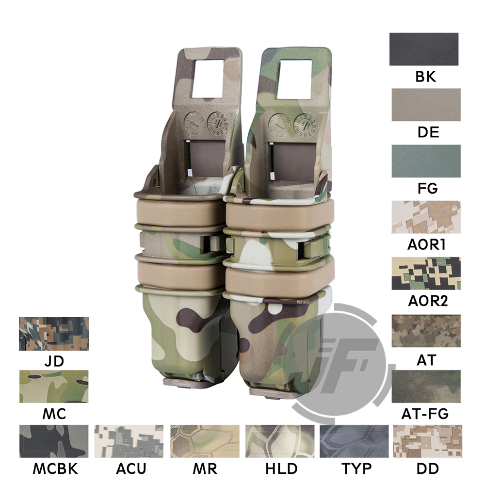 Tactical FastMag Pistol FMP Gen3 Magazine Pouch Ammo Mag Holster Quick Reload Fast Mag For MOLLE PALS System