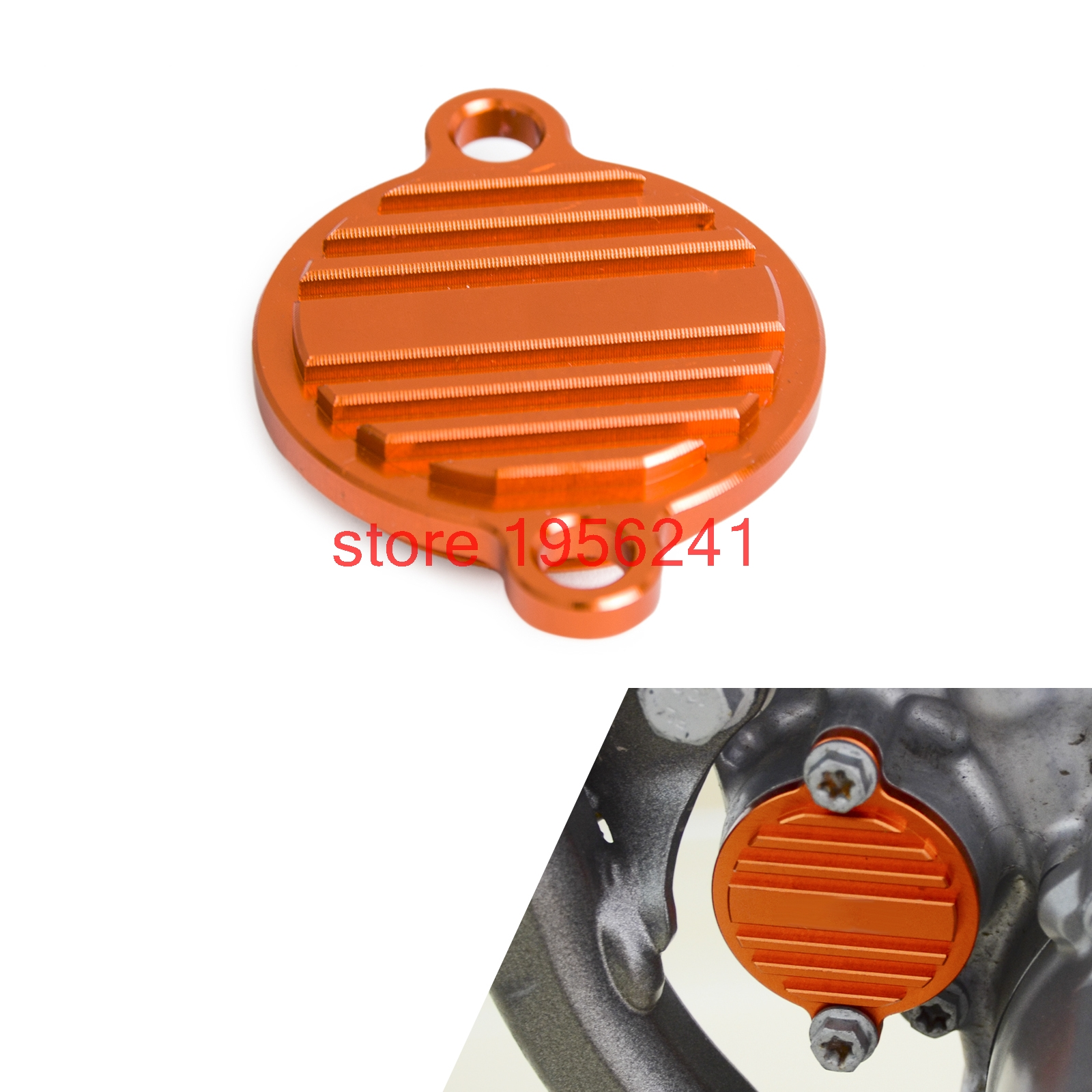 CNC Billet Oil Filter Cover For KTM 250 350 400 450 505 530 SXF SX-F EXC-F EXCF SIX DAYS EXC SXS-F SMR Freeride cnc stunt clutch lever easy pull cable system for ktm exc excf xc xcf xcw xcfw mx egs sx sxf sxs smr 50 65 85 125 150 200 250