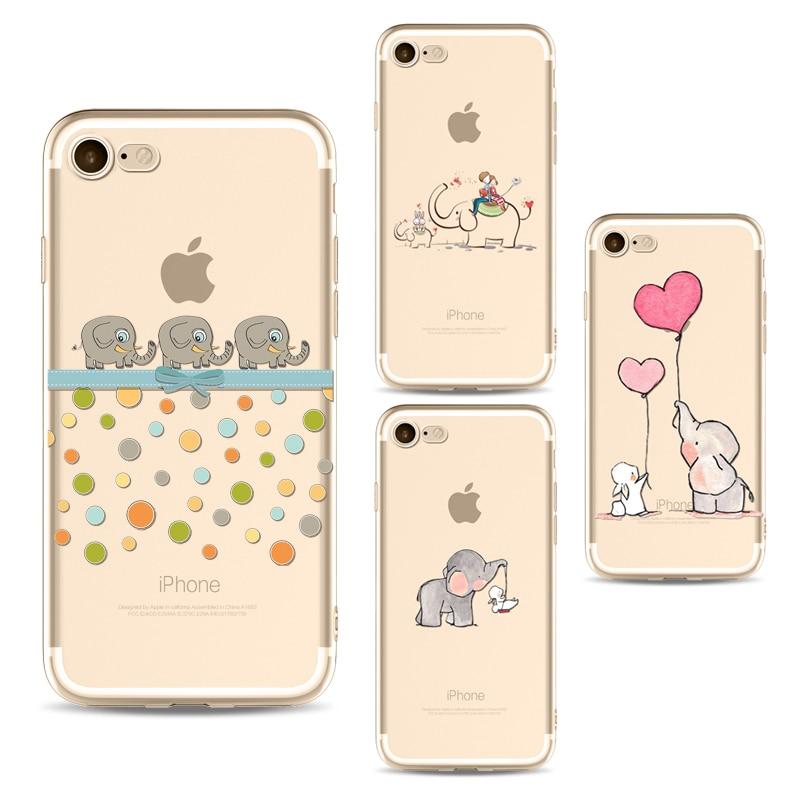 custodia iphone 6 elephant