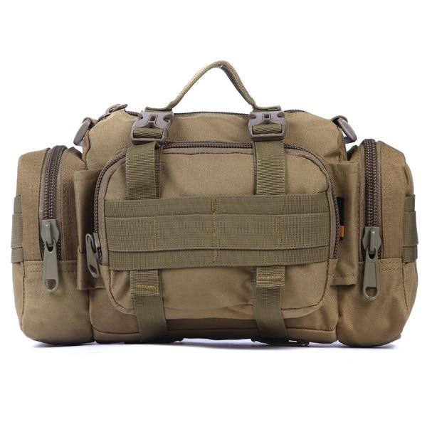 Venkovní vojenský taktický pasový balíček 3L Vodotěsný Oxford - Sportovní tašky