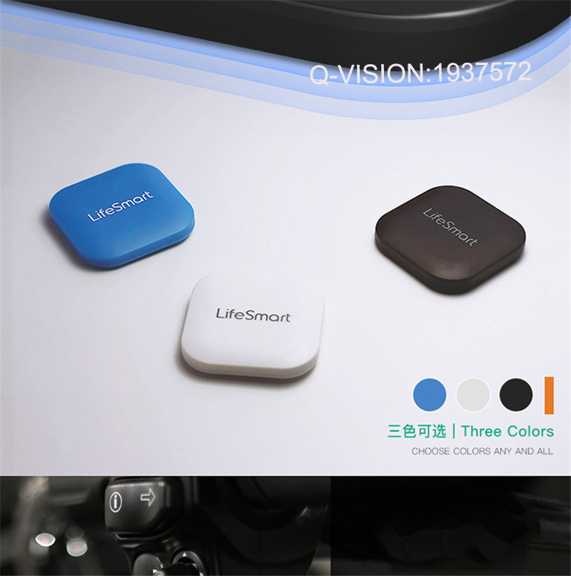 Lifesmart Bluetooth 4.0 Intelligent Patch Anti-lose 10-20M Control Distance Bi-direction Alarm Wearable Device Smart Home Switch-3