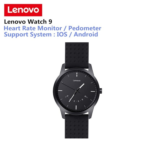Lenovo Watch 9 Bluetooth Smartwatch