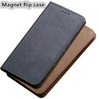 HX09 Genuine Leather Phone Cover With Card Slots For Nokia 8 Phone Case For Nokia 8 Flip Cover Free Shipping