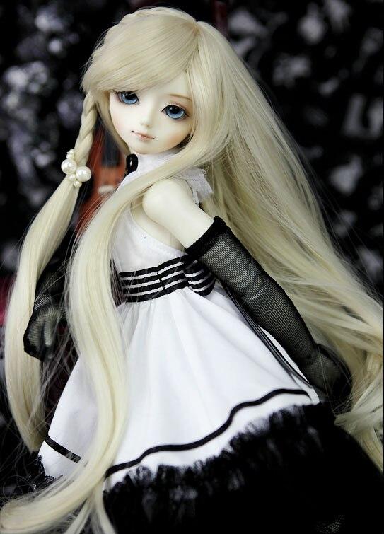 Doll sd doll kid delf darae female doll 1/4 bjd doll free shipping kid boy delf luts bjd doll bory bjd doll sd doll