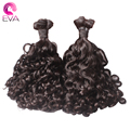 10A Grade Aunty Funmi Hair Large Candy Curl ,Unprocessed Virgin Funmi Hair Double Drawn 3pc/lot Can Dyed No Tangle Funmi Hair