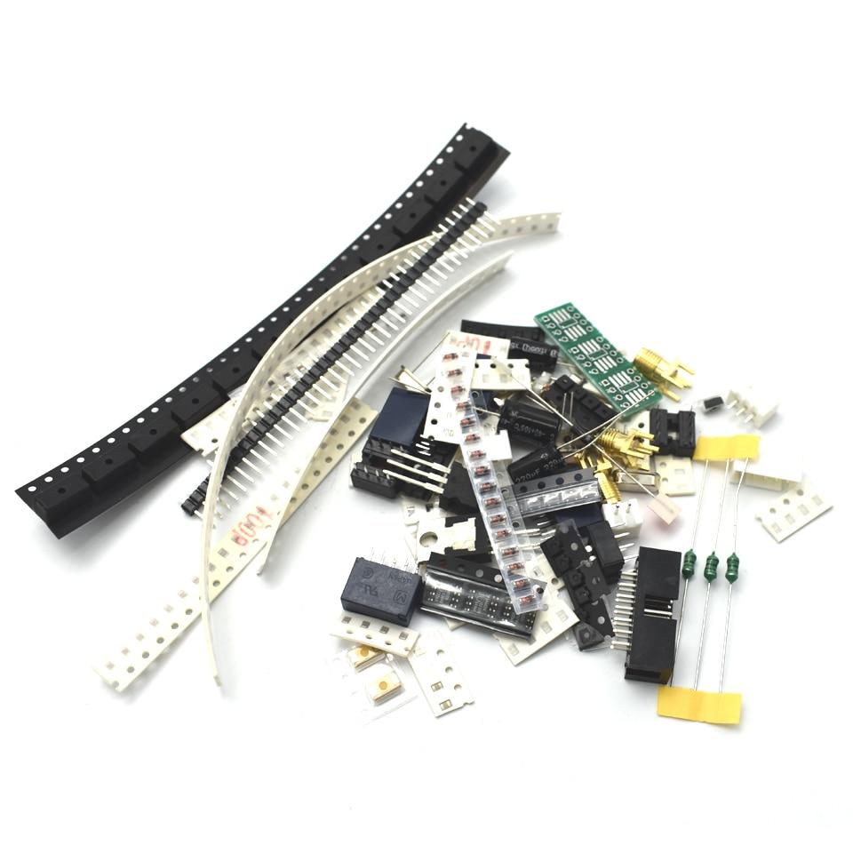 Image 4 - Lusya 6 band HF SSB Shortwave Radio Shortwave Radio Transceiver Board DIY Kits C4 007-in Amplifier from Consumer Electronics