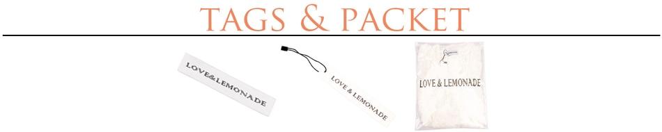 Love&Lemonade Ring Strap Last 21