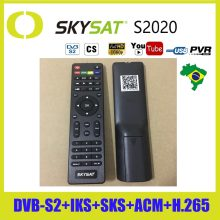 SKYSAT S2020 Extra Remote Control for South America Middle East Europe IKS SKS Receptor ACM Cccam DVB-S2 Satellite Receiver(China)