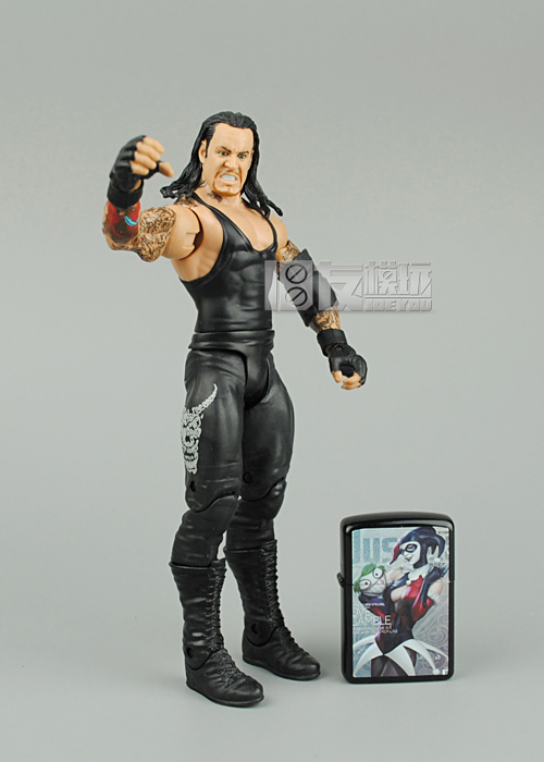 ФОТО limited! 16cm high classic toy wrestler ut  undertaker  mourners action figure toys