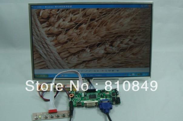 HDMI controller board +15.4inch B154PW02/LP154WP1 LTN154BT05 N154C1-L01 1440*900 lcd panel g121s1 l01 lcd displays