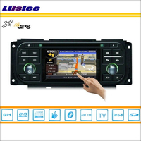 Liislee Car Radio For Chrysler PT Cruiser 2001~2005 GPS Navi Map Navigation Stereo Audio Video CD DVD Player Multimedia System