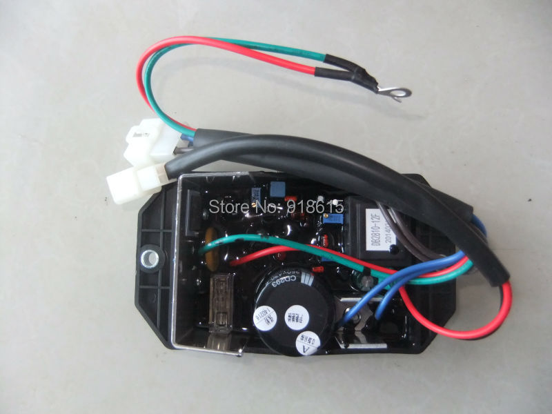 free shipping KI-DAVR-150S AVR automatic voltage regulator diesel generator part