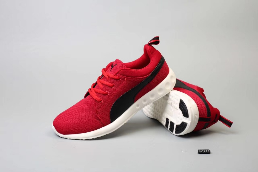 New Arrival PUMA Blaze Men's shoes Breathable Sneakers men Badminton Shoes new arrival puma clyde stitched han men s shoes and women s breathable sneakers badminton shoes size36 44