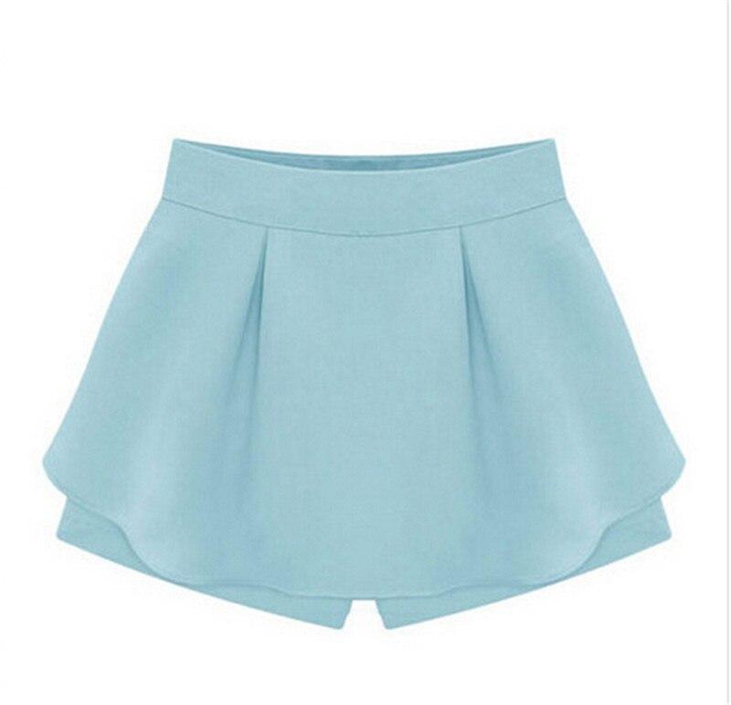 2016 Nice Summer casual shorts for font b women b font lady female comfort chiffon shorts