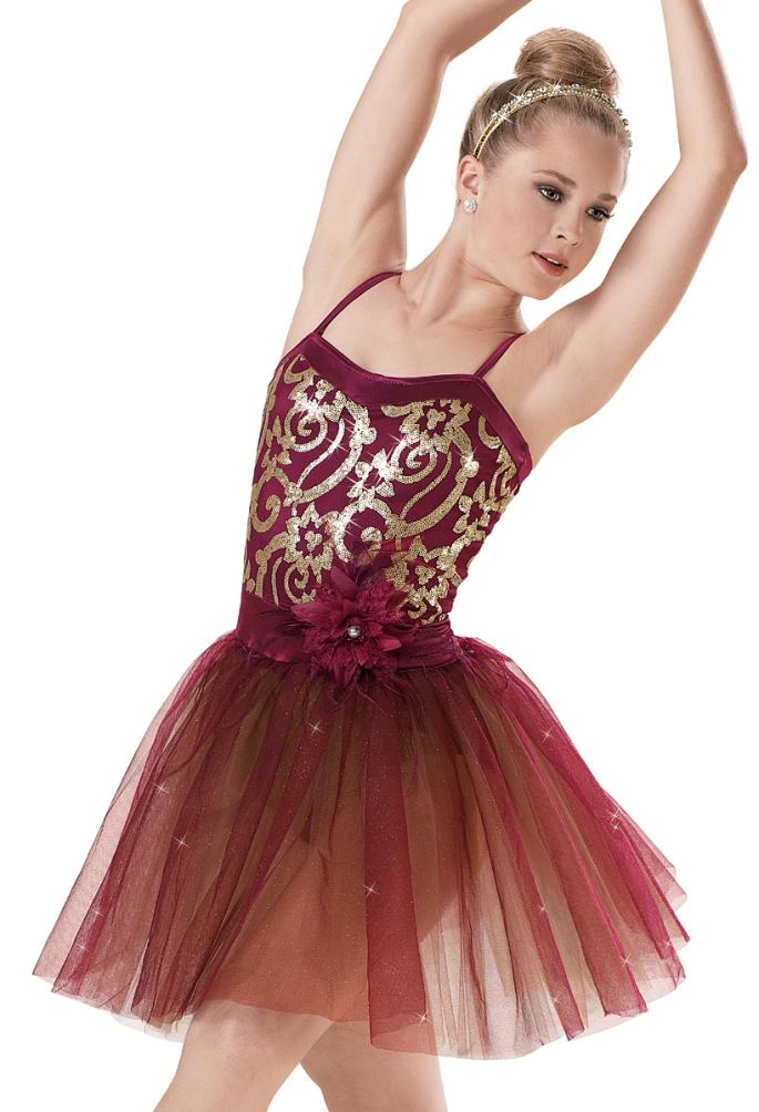 Female Professional Ballet Dance Clothes Sling Dress Theatrical Costume Ballet Dresses for Girls Classical Ballet Tutus