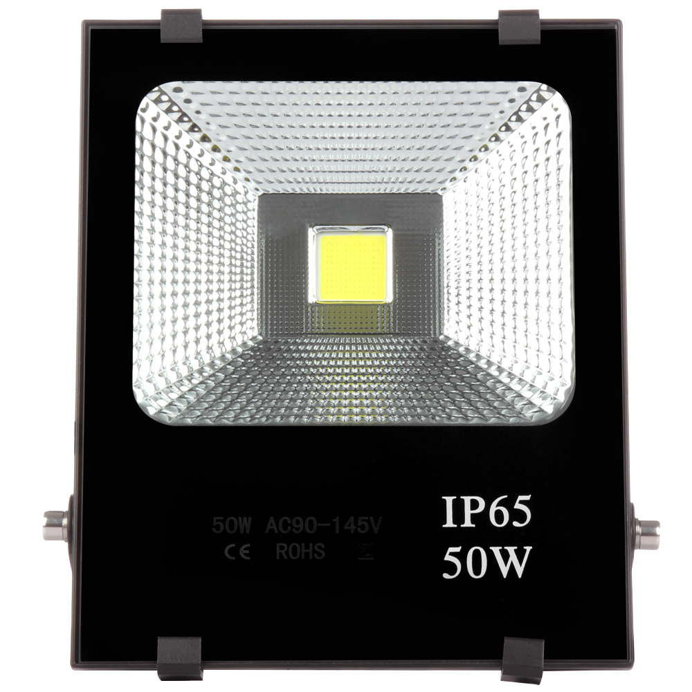 AC 220V 110V LED Flood Light 50W 100W 150W 200W Waterproof IP65 Reflector Led Floodlight Garden Spotlight Outdoor lighting Lamp ultrathin led flood light 100w 150w 200w black garden spot ac85 265v waterproof ip65 floodlight spotlight outdoor lighting