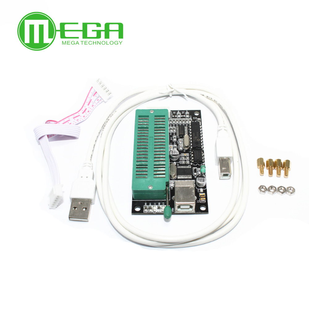 10set PIC K150  Programmer USB Automatic Programming Develop Microcontroller with USB cable