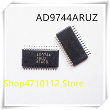 NEW 5PCS/LOT  AD9744ARUZ AD9744ARU AD9744 TSSOP-28 IC