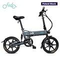 FIIDO D2 складной электрический велосипед три режима езды ebike 250 Вт двигатель 25 км/ч 25-40 км Диапазон e велосипед 16 дюймов покрышка электрического ...