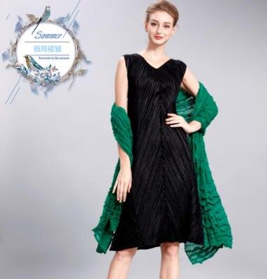 Un army Robes Green Gratuite En Noir Col Lisse Pour Miyake Taille Lubrifiant Robe Recevoir Livraison Stock Manches V rouge Plier Mot Sans Propre 8TRxx