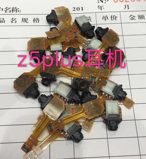 10pcs/lot For Sony Xperia Z5 Premium Z5 PLUS E6833/E6853/E6883 Headphone Jack Flex Cable Replacement Part