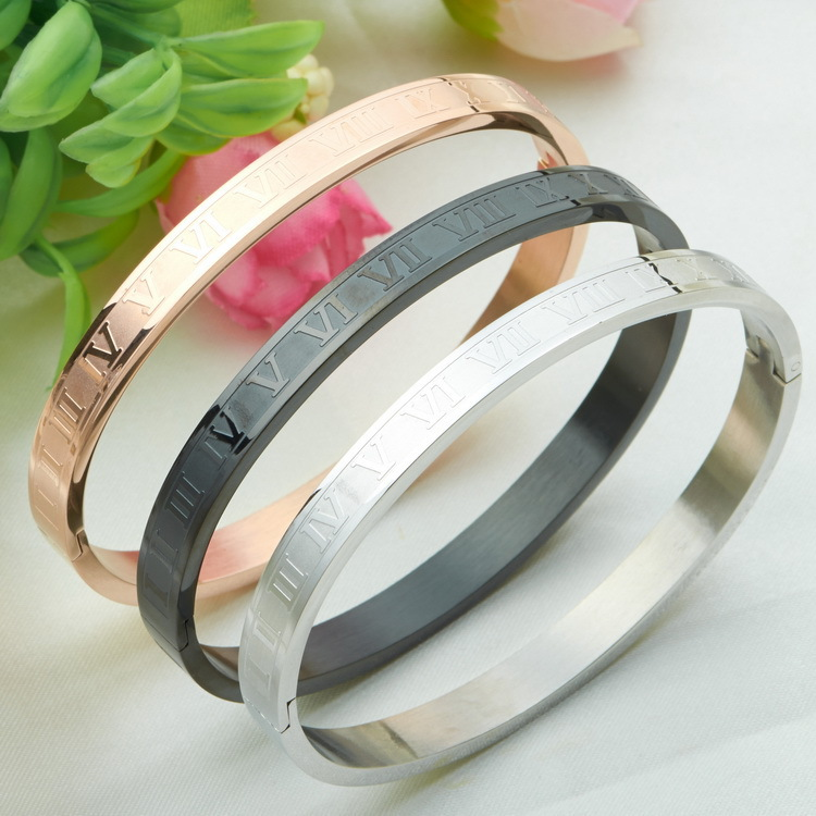 Aliexpress Com Buy 2017 Rose Gold Plated Roman Numerals