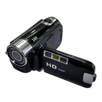 Портативная Full HD 1080P 270 градусов Спортивная Видикон вращение 16 МП высокой четкости цифровая видеокамера ABS DV камера FHD видеокамера s