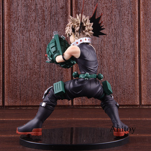 Image 4 - Anime Boku no Hero Academia My Hero Academia Katsuki Bakugo Izuku Middria Shoto Todorki Action Figure Collectibe Model Toy