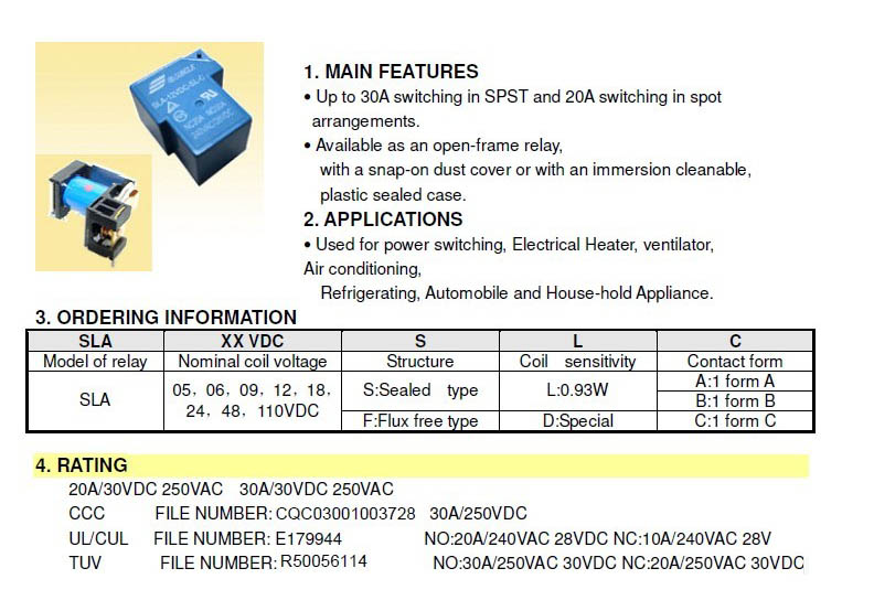 China 9vdc relay Suppliers