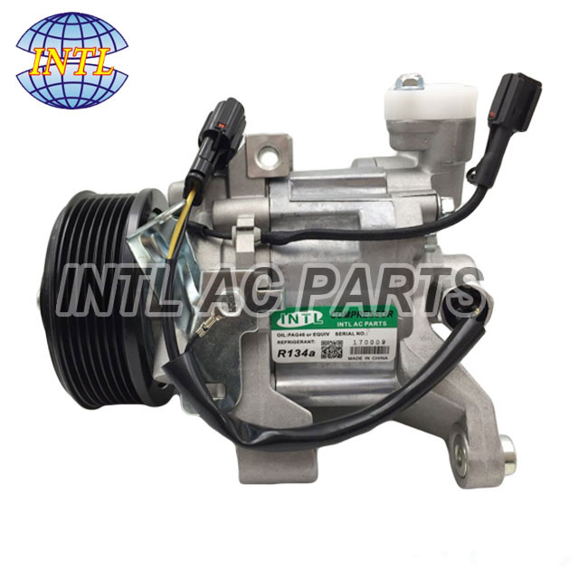 Detail Feedback Questions about DKV10R car auto a/c compressor for