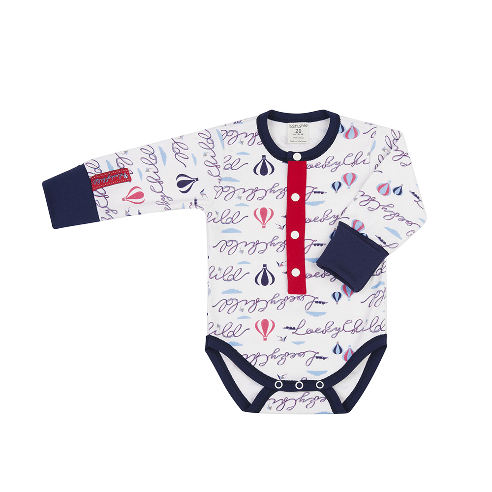 Bodysuits Lucky Child for boys 35-6 Body Newborns Babies Baby Clothing Children clothes bodysuits lucky child for girls 29 5d body newborns babies baby clothing children clothes