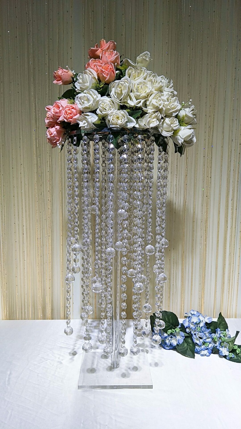 10 PCS Acrylic Flower Rack 75CM /30 Height Pillar Crystal Vases Wedding Table Centerpiece Party Event Flower Road Leads10 PCS Acrylic Flower Rack 75CM /30 Height Pillar Crystal Vases Wedding Table Centerpiece Party Event Flower Road Leads