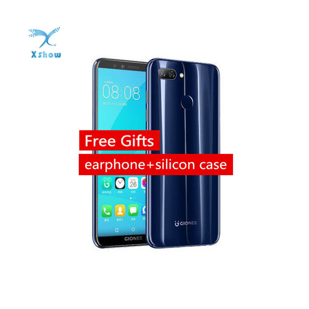 GIONEE S11 lite Mobilephone Octa Core 4G RAM 32G ROM 3030mAh Display 5 7 18 9