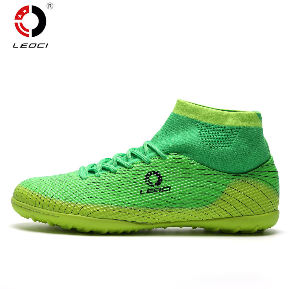 Soccer Shoes Adult Futsal Chaussures Foot indoor Football Boots Voetbalschoenen Football Cleats Soccer Shoes Kids Sneakers